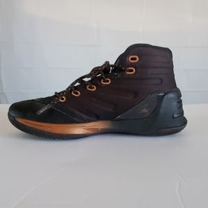 Under Armour high top shoes